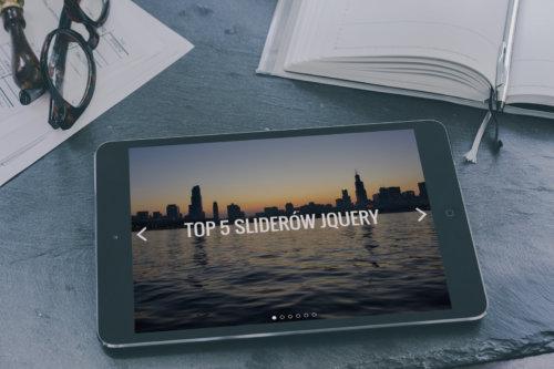 5 najlepszych pluginów jQuery do tworzenia sliderów