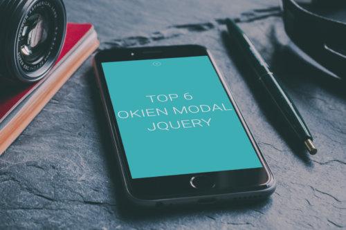6 najlepszych wtyczek do tworzenia okien Modal