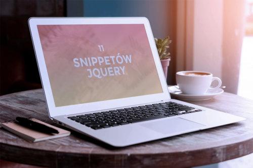 11 przydatnych snippetów jQuery, które powinien znać każdy Webmaster