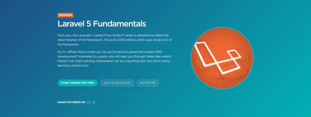 laravel fundamentals