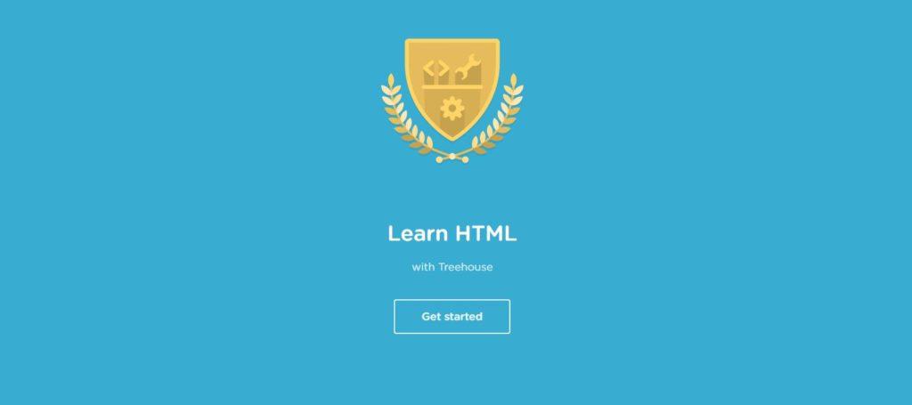 treehouse html