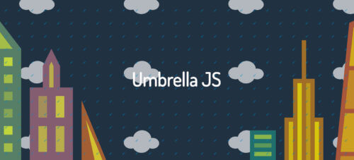 Umbrella JS jako alternatywa dla jQuery?