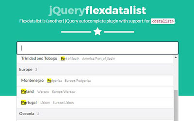 flexdatalist